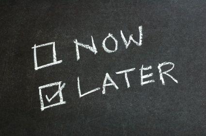 """¿Procrastinación Crónica? – Descubre Cómo Vencerla Usando La Técnica de los """"10 Minutos"""""""